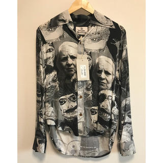 Vivienne Westwood - アルパカ♡様専用 パペット柄ピアノシャツ