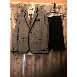 MICHIKO LONDON - 【ミチコロンドンスーツ】コムサシャツ&ネクタイ付4点セット/150cm
