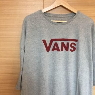 ヴァンズ(VANS)のVANS Tシャツ ヴァンズカットソー:31(Tシャツ/カットソー(半袖/袖なし))