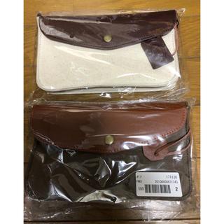 サマンサモスモス(SM2)のサマンサモスモス sm2  ノベルティ ポシェット 2個セット(ショルダーバッグ)