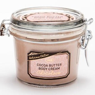 サボン(SABON)の新品未開封 サボン チョコラブ ボディクリーム(ボディクリーム)