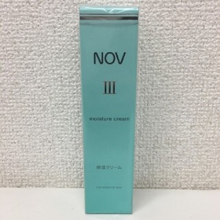 NOV - NOV ノブⅢ モイスチュアクリーム 保湿クリーム 45g