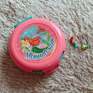 Disney - アリエル マーメイドラグーン  コンパクト ドール おもちゃ