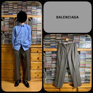 バレンシアガ(Balenciaga)の46 バレンシアガ スラックス(スラックス)