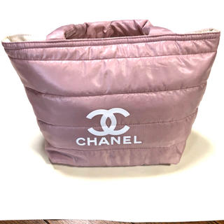CHANEL - ⭐️CHANELのでキルティング素材シャンパンピンクのバック【訳あり】⭐️