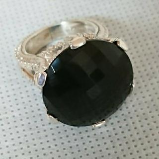 スティーブンデュエック STEPHEN DWECK  ブラックオニキス リング(リング(指輪))