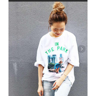 TODAYFUL - 美品✳︎via j Tシャツ