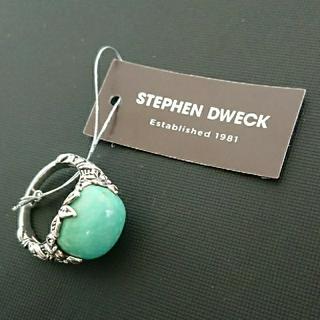 未使用 スティーブンデュエック STEPHEN DWECK リング(リング(指輪))