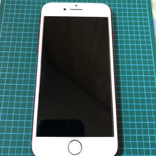 Apple - 美品 iphone 7 128gb simフリー RED