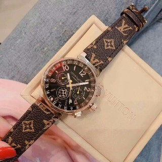 LOUIS VUITTON - ルイヴィトン 超人気 腕時計 メンズ用