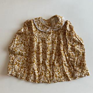 Bonpoint - little cotton clothes ブラウス