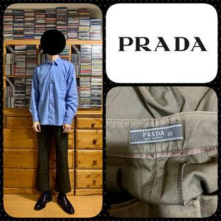 プラダ(PRADA)の54 PRADA(プラダ)フレアパンツ(スラックス)