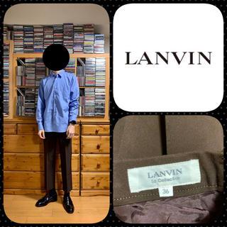 LANVIN - 56 LANVIN(ランバン)スラックス