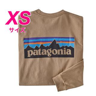 パタゴニア(patagonia)のXSサイズ【完売品】メンズ ロングスリーブ P-6ロゴ レスポンシビリティー(Tシャツ/カットソー(七分/長袖))