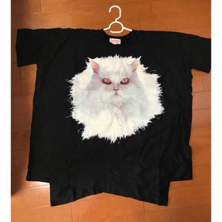 Vivienne Westwood - Vivienne west wood 猫big変形Tシャツ