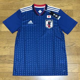adidas - adidas サッカー日本代表 ホームレプリカユニフォーム半袖 Mサイズ
