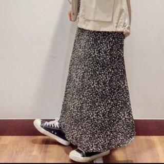 URBAN RESEARCH - アーバンリサーチ  小花柄  ロングスカート