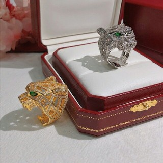 カルティエ(Cartier)のお勧め!Cartier カルティエ リング キラキラ (リング(指輪))