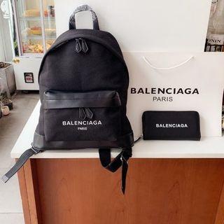 バレンシアガ(Balenciaga)の完売 BALENCIAGA リュックサック+BALENCIAGA長財布2点セット(リュック/バックパック)