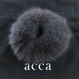 acca - acca  ミンクシュシュ