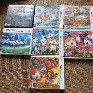 ニンテンドー3DS - 任天堂3DSゲームソフト