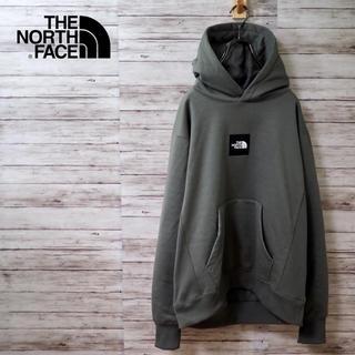 ザノースフェイス(THE NORTH FACE)のThe North Face Healther Logo Big Hoodie(パーカー)