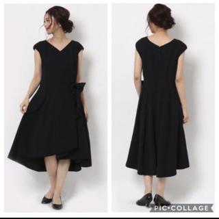 Rose Tiara - ローズティアラ 今期 ワンピースドレス 丈直し有短めの 42