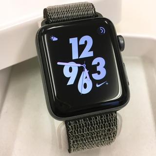 アップルウォッチ(Apple Watch)のApple Watch series2 42mm NIKE+(その他)