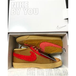 ナイキ(NIKE)の新品 Nike Blazer CPFM Sponge By You Custom(スニーカー)