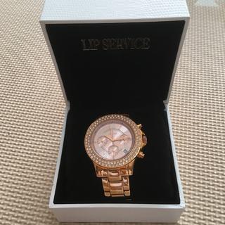 LIP SERVICE - リップサービス腕時計
