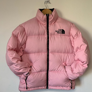 THE NORTH FACE - the north face ダウンジャケット ヌプシ ピンク 600