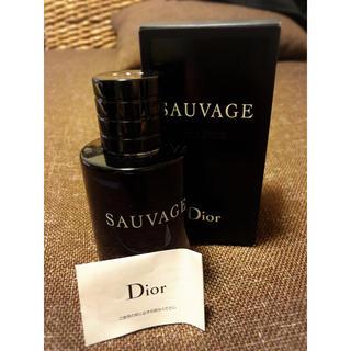 Dior - 【本日限定価格】ディオール ソヴァージュ オードゥ トワレ 100ml Dior