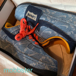 NIKE - 28cm Levi's Nike Air Force 1 Low Denim