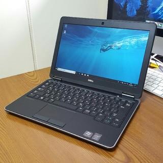 DELL - 美品 Latitude E7240 8GB/SSD128GB office