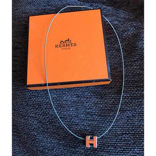 エルメス(Hermes)の美品  エルメス キューブネックレス(ネックレス)