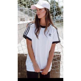 adidas - アディダス オリジナルスTシャツ レディース OT 白 新品
