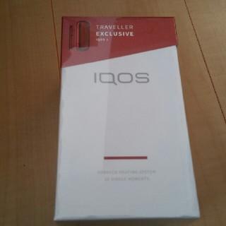IQOS - アイコス3 IQOS レッド 新品未開封