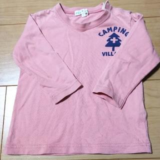 サンカンシオン(3can4on)の3can4on Tシャツ  長袖  80㎝(Tシャツ)
