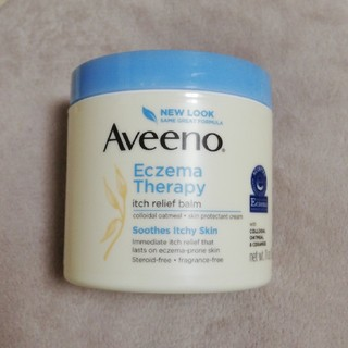 aveeno eczema therapy itch relief balm(その他)