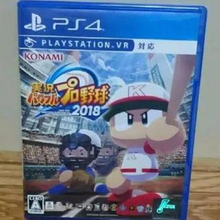 PlayStation4 - 実況パワフルプロ野球2018  パワプロ2018  PS4
