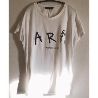 ジーナシス(JEANASIS)のJEANASIS Tシャツ(Tシャツ(半袖/袖なし))
