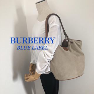 BURBERRY - 【良好】BURBERRY リバーシブル トートバッグ