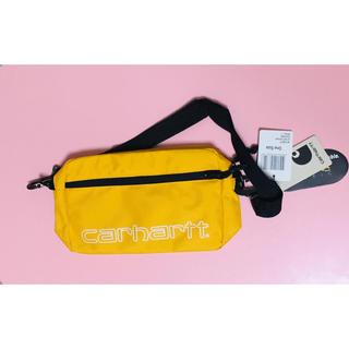 カーハート(carhartt)のcarhartt ショルダーバッグ 未使用 黄色(ショルダーバッグ)