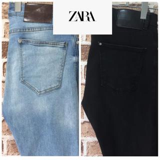ZARA - 【美品】ザラZARA☆2着セット スキニーデニムパンツ(ZARA JEANS)