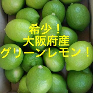 大阪府産 無農薬レモン 1キロ(フルーツ)
