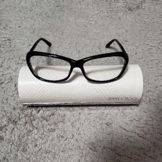 JIMMY CHOO - JIMMY CHOO ジミーチュウ だて眼鏡