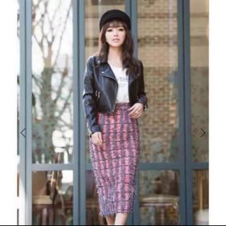 eimy istoire - MALHIAツイードペンシルスカート♡/ M♡