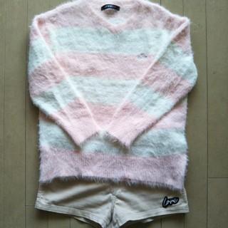 JENNI - JENNI セーター&ショートパンツ(160)