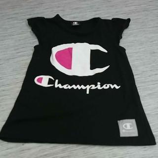 チャンピオン(Champion)の女の子 チャンピオン 120 ワンピース チュニック(ワンピース)