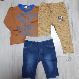 アンパンマン - ズボン シャツ まとめ売り
